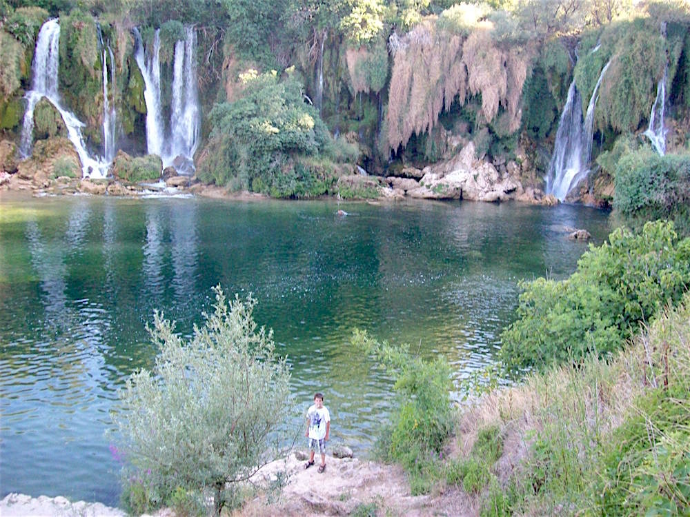 WATERFALL KRAVICE