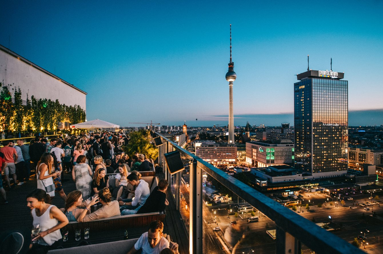 A Weekend In Berlin Is Never Just A Weekend 16 March To