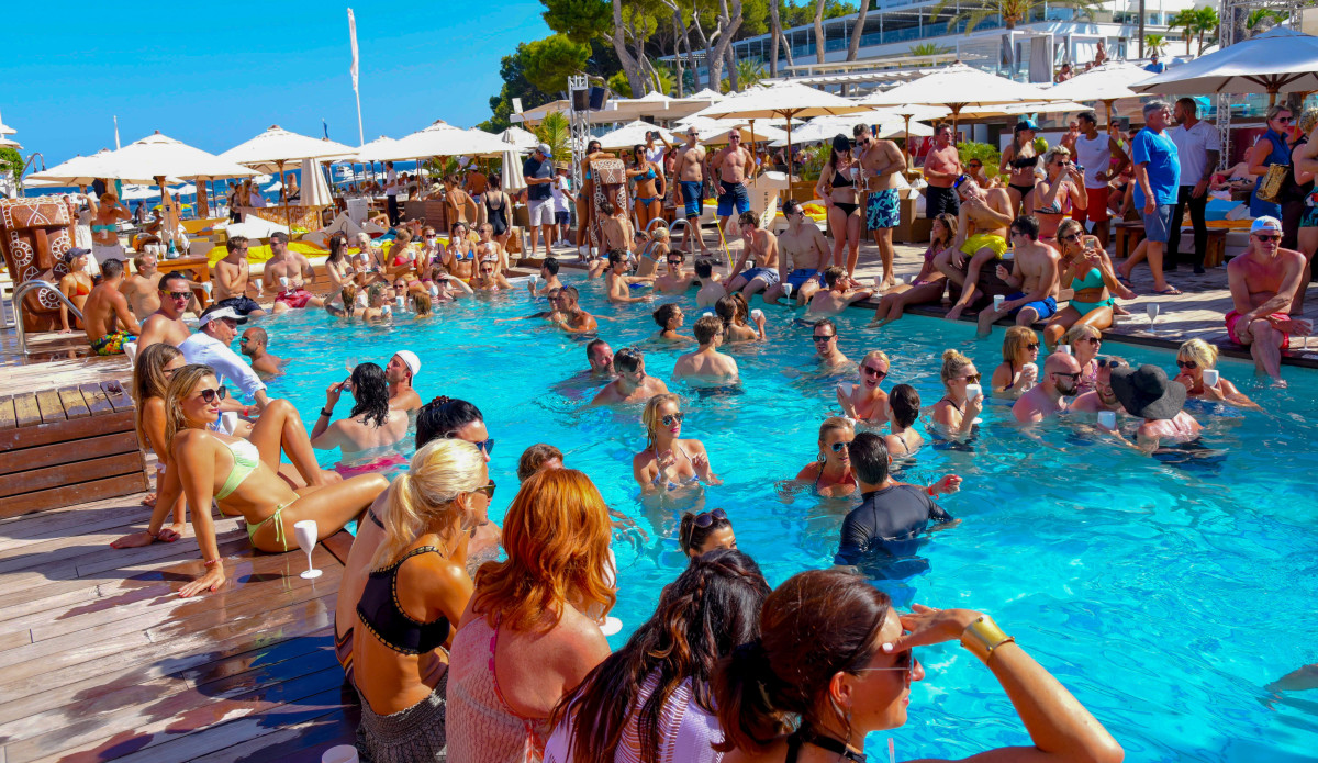 New for 2018 Europes best spring break and summer party