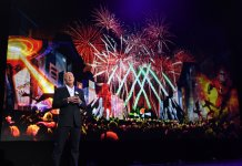Pixar fireworks announced at D23 Expo