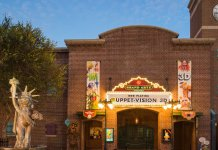 Grand Arts Theatre, Muppet Vision 3D