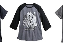 Disney Haunted Mansion and Halloween shirts