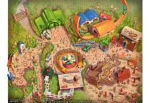 Shanghai Disneyland Toy Story Land concept art
