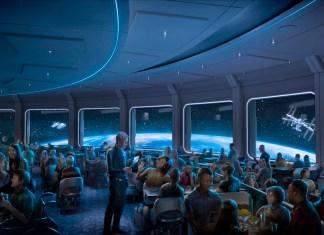 Epcot Space 220 concept art