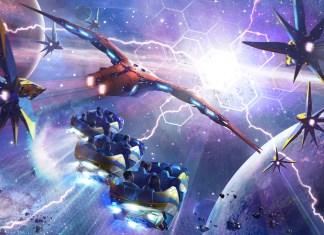 Guardians of the Galaxy Cosmic Rewind concept art