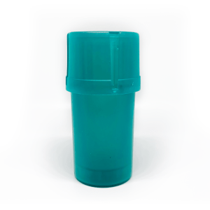 Small 2-Piece Plastic Grinder