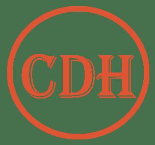 CDH logo_orange
