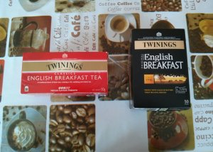 Comparando tés Twinings