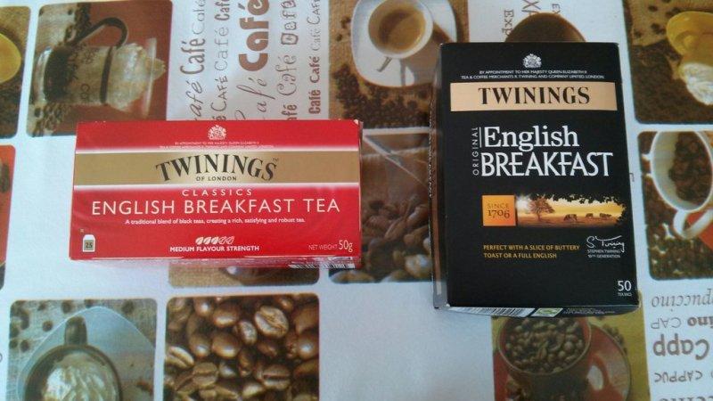 An English Breakfast (Cosas de tés)