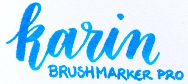 Rotuladores de punta de pincel: Karin Brushmarker PRO