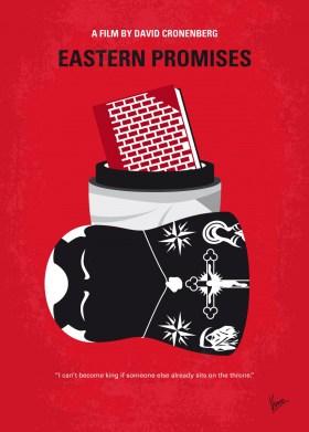 minimal movie poster by