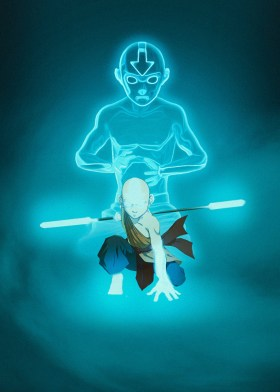 avatar spirit posters by