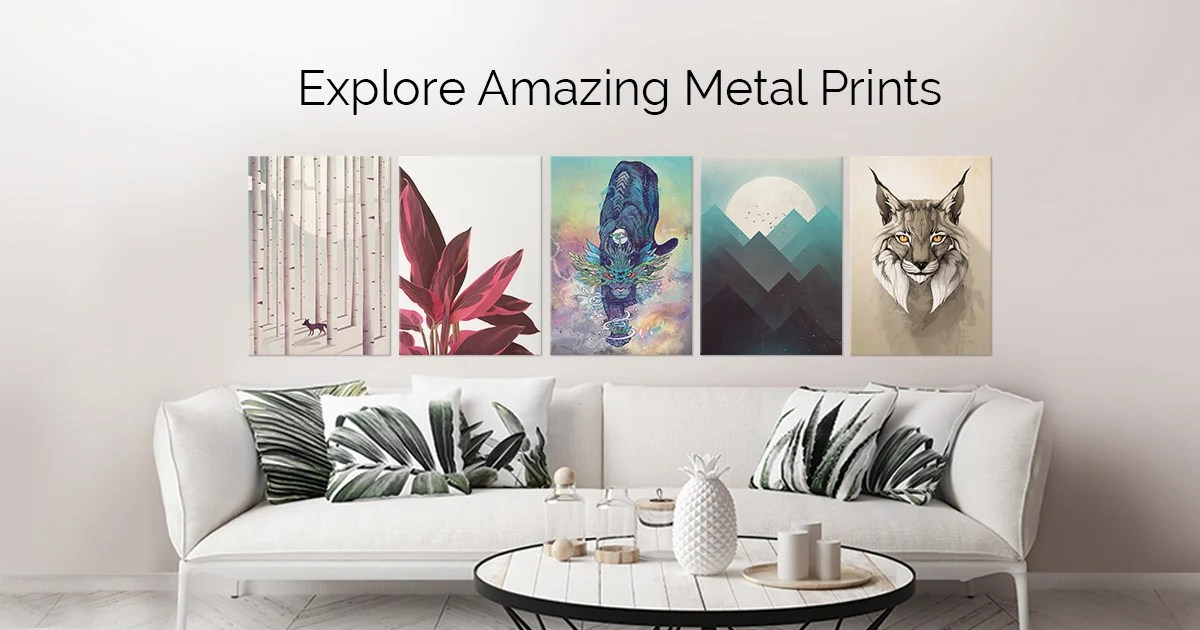 Displate - metal posters | Make Your Home Awesome