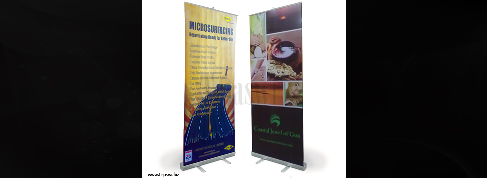 Your Banner Display Stand is a Great Advertising Tool
