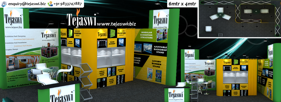 Stand Out From Your Competitors by Using Pop Up Stands Display