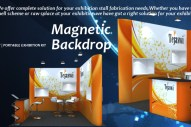 Magnetic Back Drop