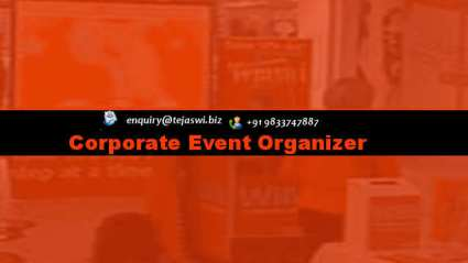 Corporate Event Organizer