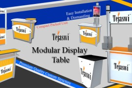 Modular Display Table