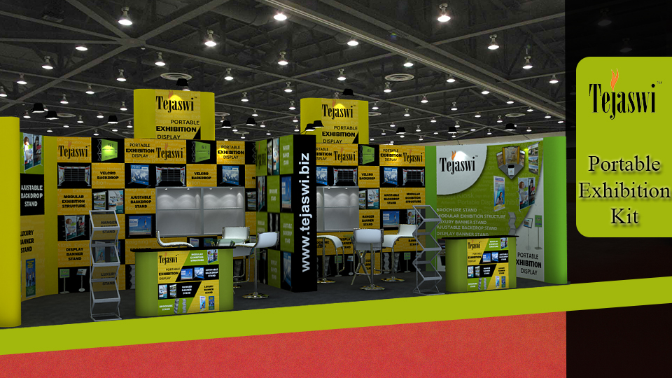 Advantage of Portable Exhibition Kit / Trade Show Booth