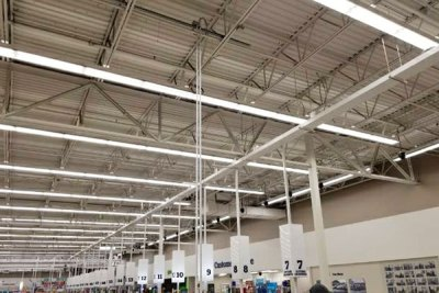 Retail Electric - Lighting Upgrades