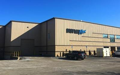DisplayMax Moves to New Office and Fixture Warehouse