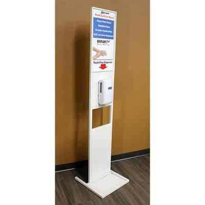 Lozier Sanitizer Stand Kit