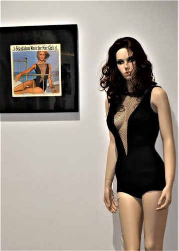 Exposition Pin-Up maillot Cole of California Scandal Suit