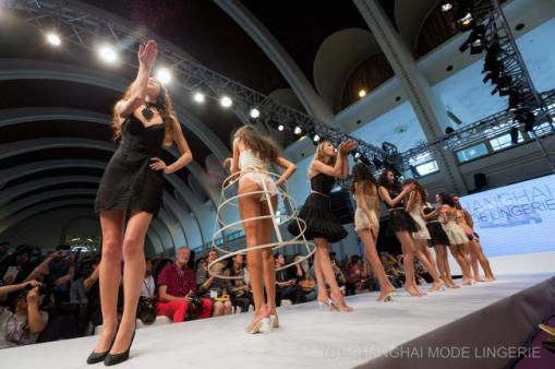 Shanghai Mode Lingerie Fashion Show