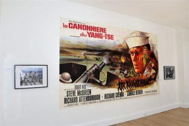 Steve McQueen La Canonniere du Yang-Tse
