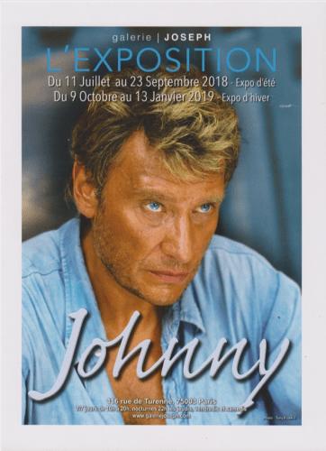 Exposition Johnny Salut les Copains
