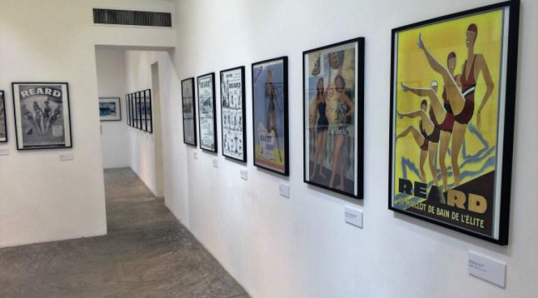 Exposition BIKINI Nuits de Satin galerie Joseph Paris Affiches