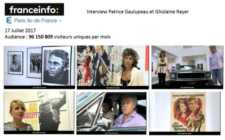 Steve McQueen France Info
