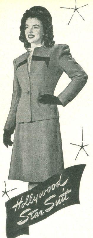 Marilyn première photo publiée