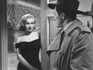 Marilyn Monroe au cinéma - Asphalt Jungle