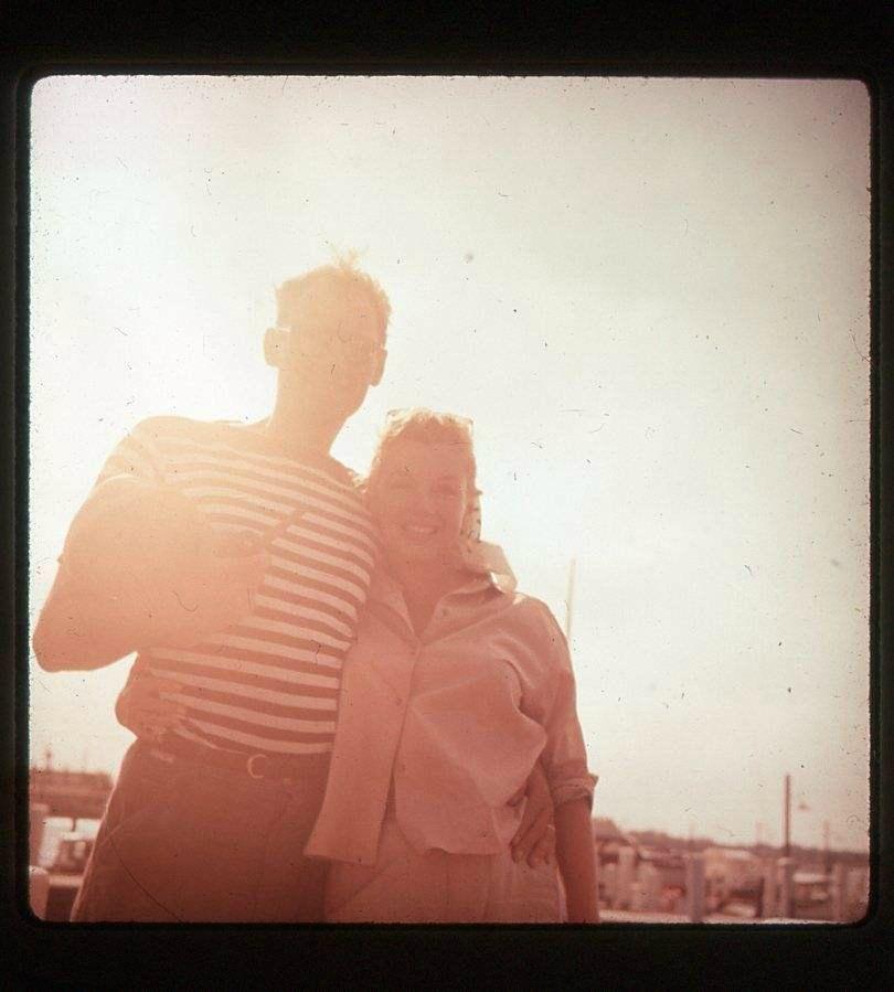 Arthur et Marilyn