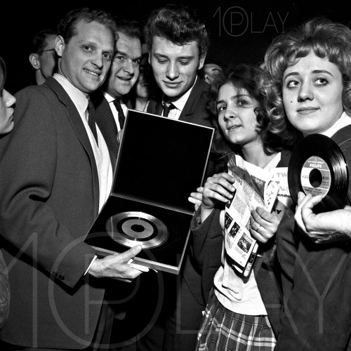 1960' Johnny Hallyday-Display-productions.com--45 Tour d'Or