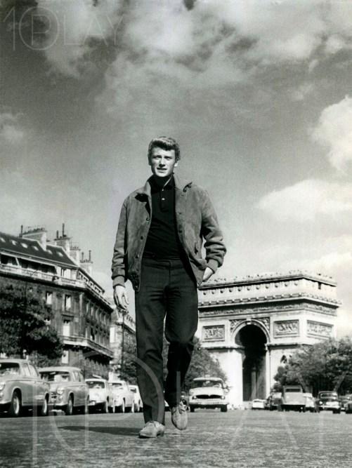 1960' Johnny Hallyday-Display-productions.com--Avenue-Foch