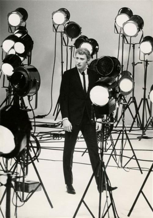 1965 Johnny Hallyday -Show Jean Christophe Averty-Display-productions.com