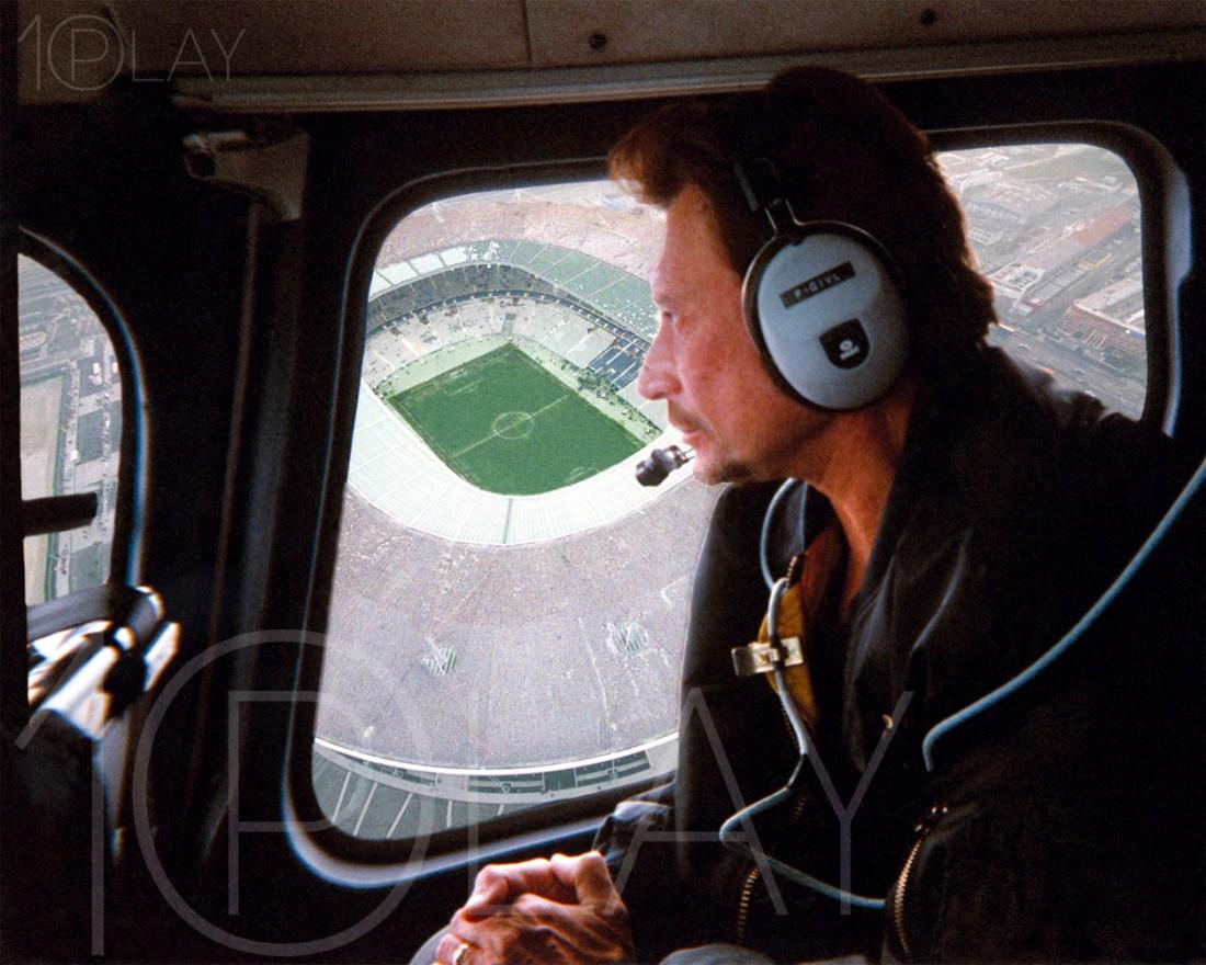 1998 Johnny Hallyday-Display-productions.com--Helico-Stade-de-France Logo