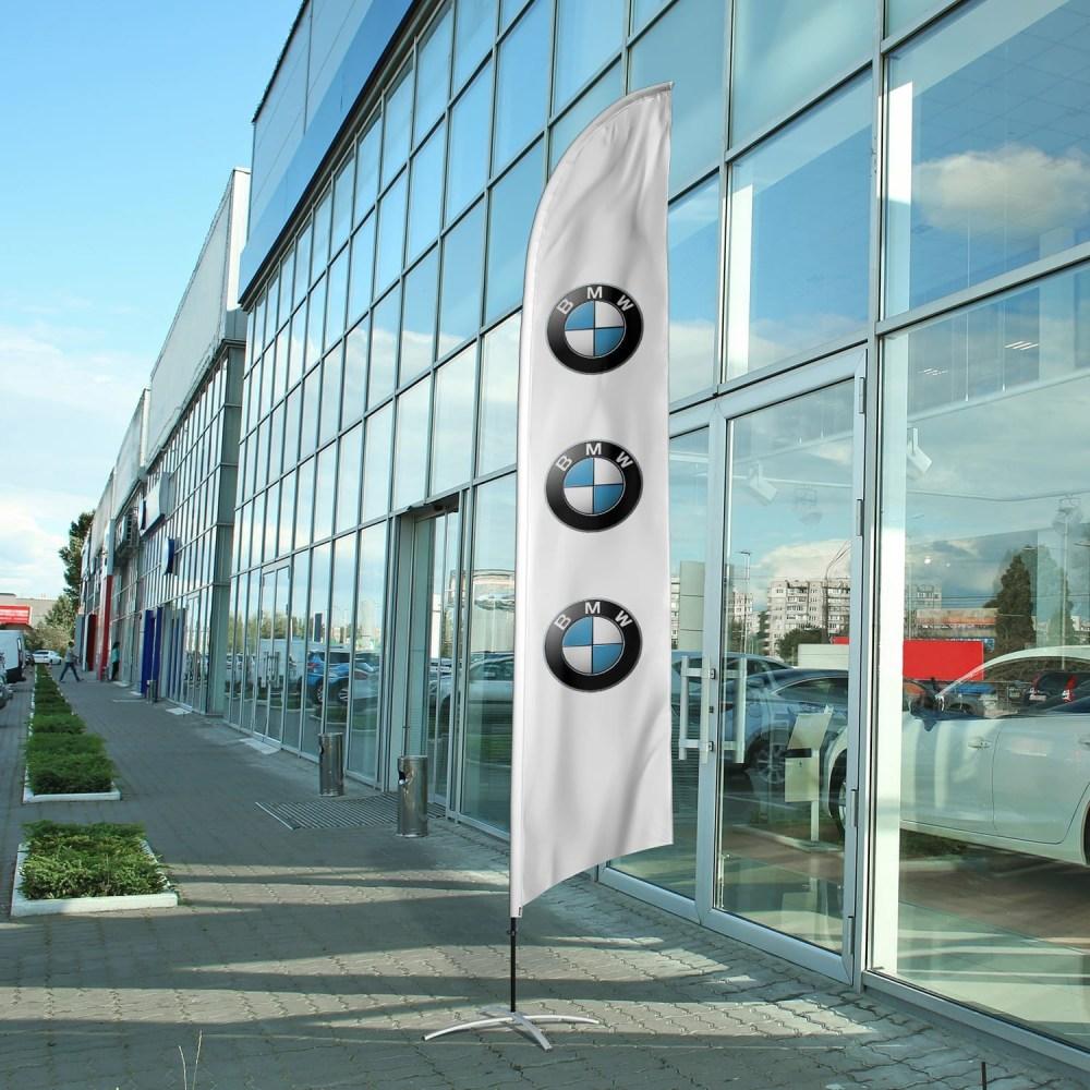 auto-dealership-flag-bmw