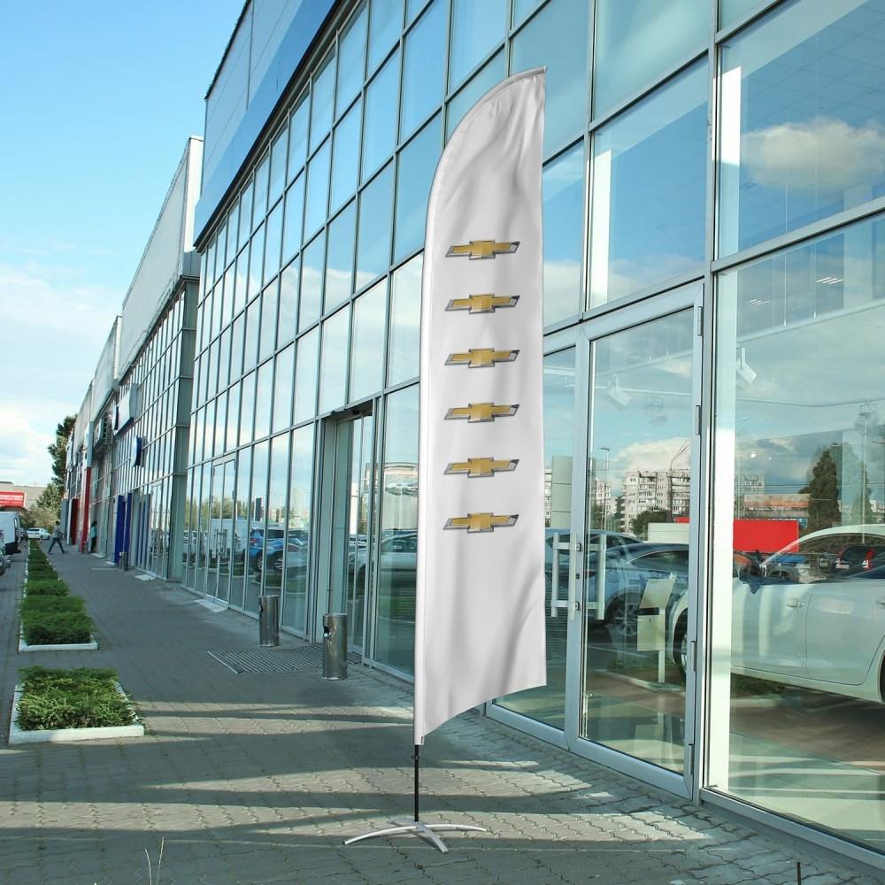 auto-dealership-flag-chevy
