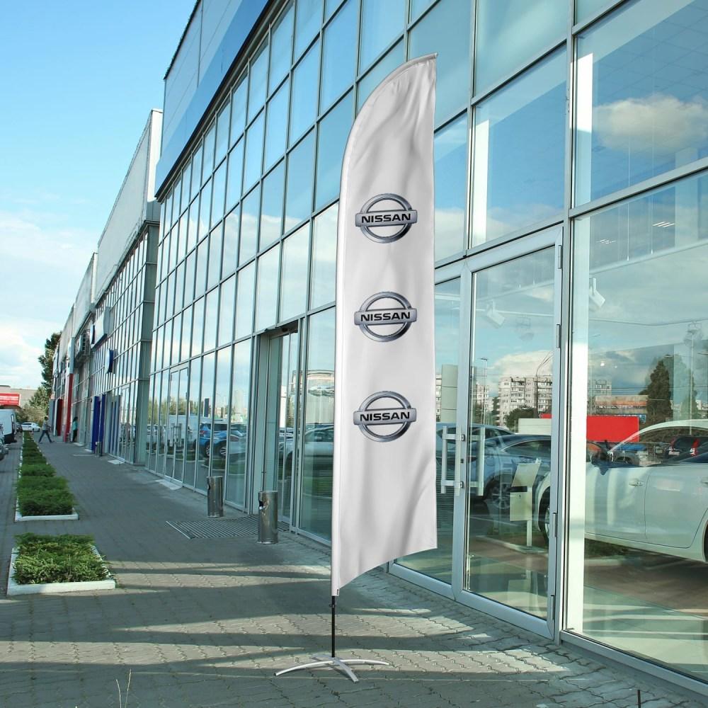 auto-dealership-flag-nissan