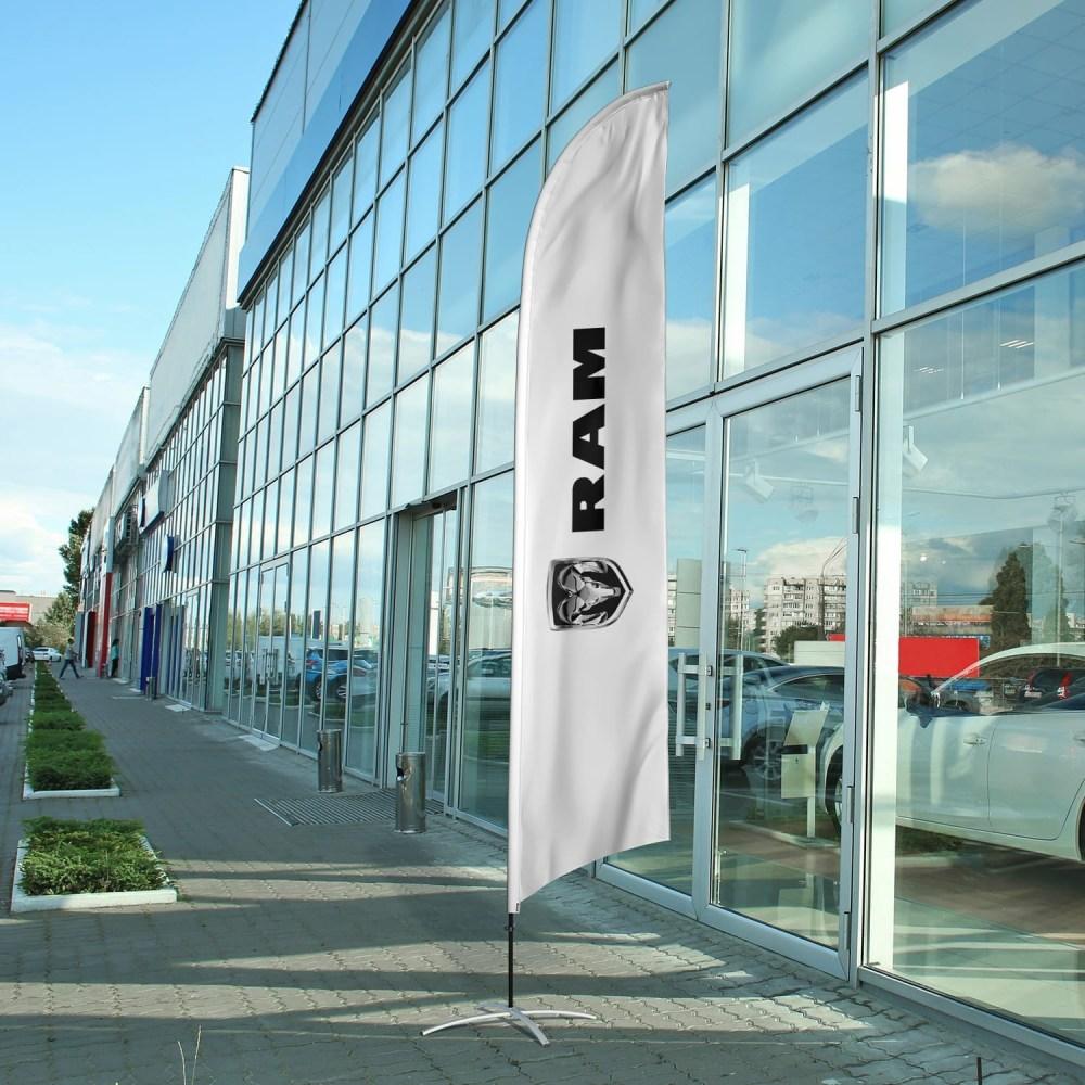 auto-dealership-flag-ram