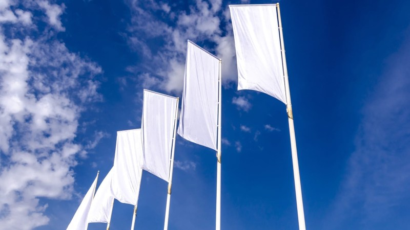 flags for advertising