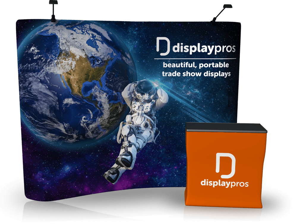 Display Pros Trade Show Display Kit
