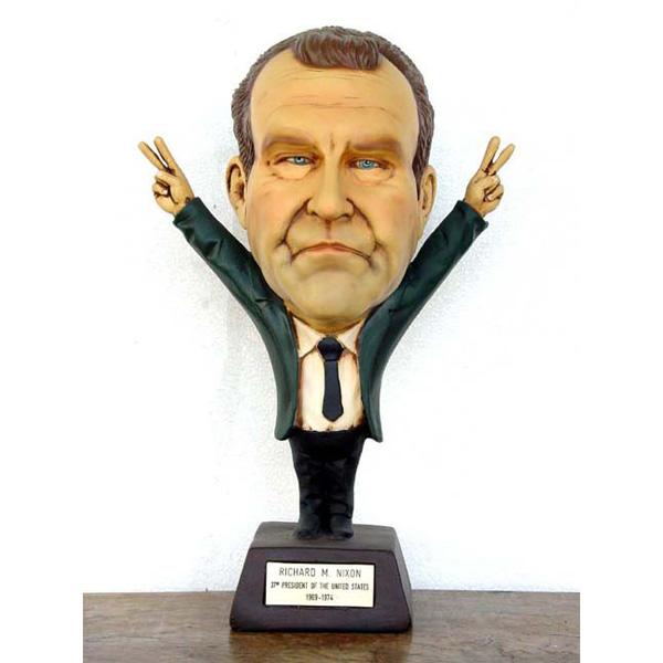 Richard Nixon Statue Richard Nixon Statue