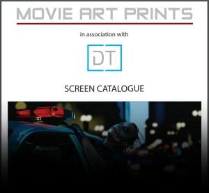 Movie Art Prints Catalogue