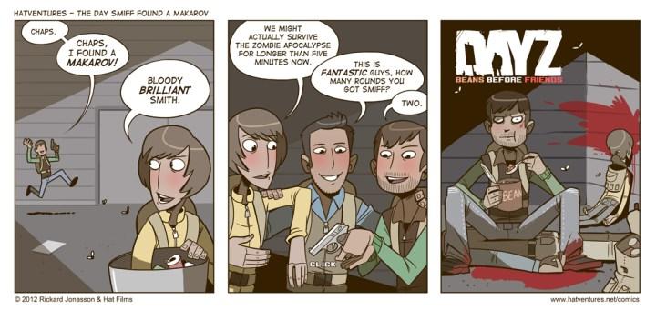 Dayz-Comic