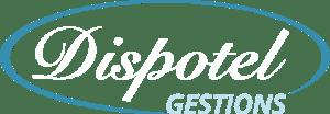 Dispotel Gestions, sous-traitance hôtelière, logo Dispotel Gestions