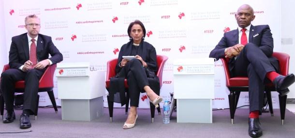 Image result for Tony Elumelu Foundation Entrepreneurship Programme